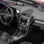 Interior of modern car.