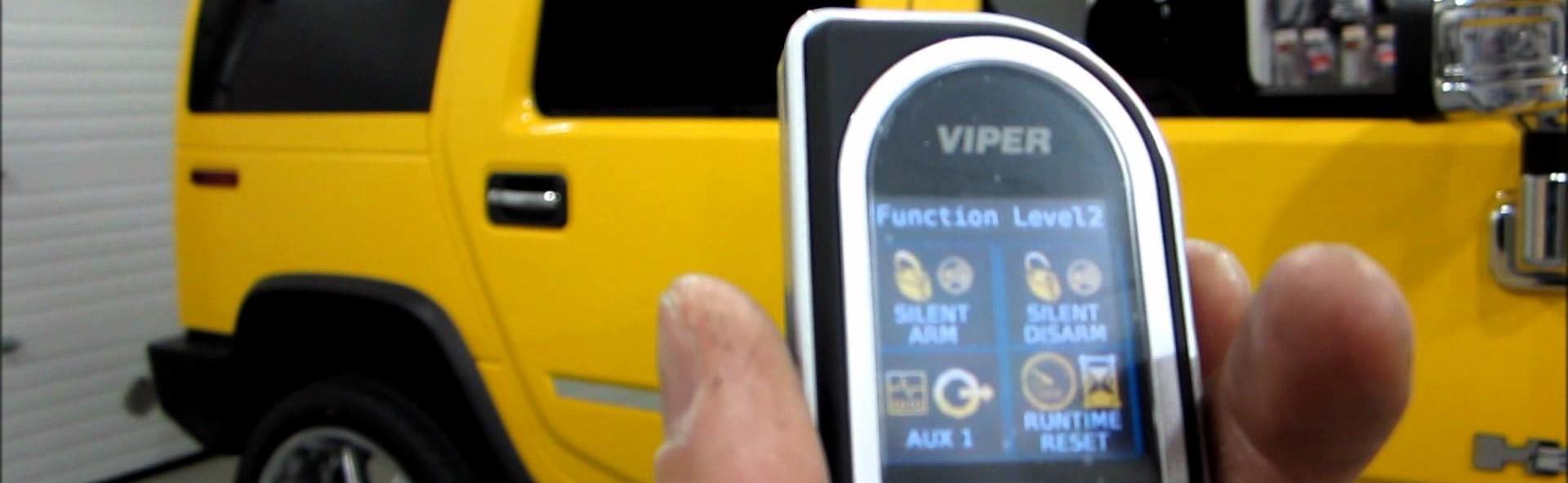 Viper Install Suffern Hummer